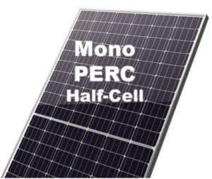 Монокристален Фотоволтаичен модул Half-Cell