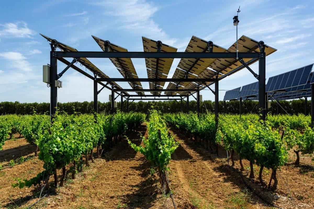 соларни системи за земеделието